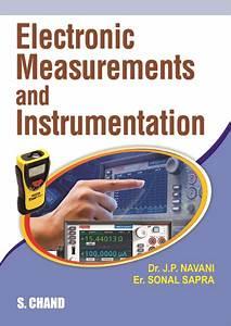 Electronic Measurement And Instrumentation By Er  J P  Navani