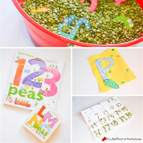 letter of the week a z series p is for peas 200 | P%2Bis%2Bfor%2BPeas%2BActivities%2BA%2BLittle%2BPinch%2Bof%2BPerfect%2BSquare%2Bcopy