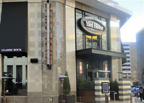 Yard House Locations by Denver Sheraton Downtown Locations Yard House Restaurant