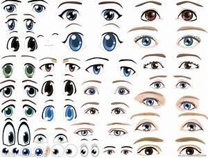 动漫眼睛集锦设计图__动漫人物_动漫动画_设计图库_昵图网nipic.com