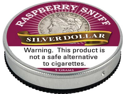 silver time snuff