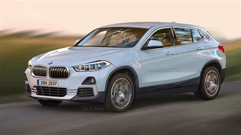 2018 Bmw X2 Rendered With Productionready Cues