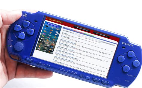 How To Download Music Directly From Your Psp's Web Browser