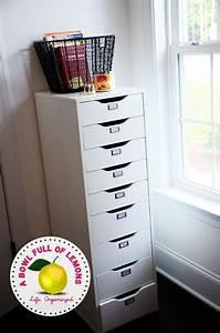 Ikea Schubladen Ordnungssystem : wie sie das b ro zu hause zu organisieren ordnung buero wohnideen und arbeitszimmer ~ Eleganceandgraceweddings.com Haus und Dekorationen