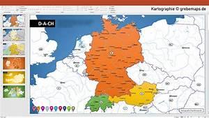 Versand Deutschland Schweiz : d a ch powerpoint karte deutschland austria schweiz ~ Buech-reservation.com Haus und Dekorationen