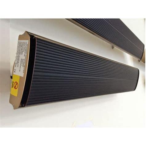 outdoor patio electric radiant heater 2400w buy