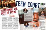 Current event articles for teens