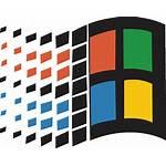 Windows Transparent Microsoft Icon Svg Logopedia Compatible