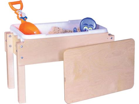 water table with lid junior wooden sand and water table with lid 28x15 quot sand