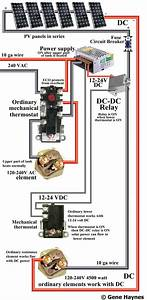 How To Convert Ac Water Heater To Dc
