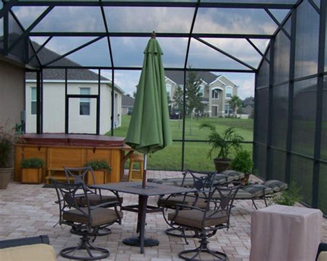 florida patio enclosure home design ideas pictures