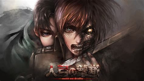 I Anime Wallpaper - shingeki no kyojin anime wallpapers hd desktop and