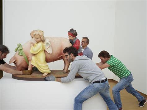 jeff koons banality stedelijk museum photo henk wildschut