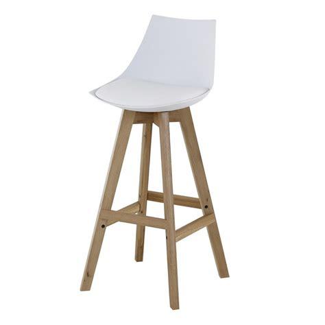 lot 4 chaises blanches lot 4 chaises blanches maison design modanes com