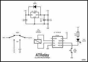 True Bypass With Latching Relay  U2013 Stompville