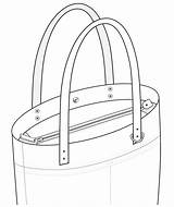 Zipper Coloring Oberlin Portsmith Expansion Hardware Leather Kit sketch template