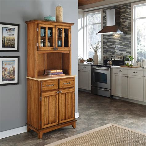 home styles buffet server hutch