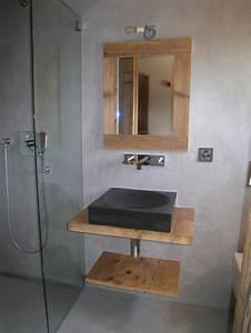 Bad Betonoptik Holz : dusche boden und wand laisse beton sarl 773 1030 beton ~ Michelbontemps.com Haus und Dekorationen