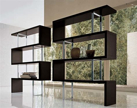 contemporary bookshelves furniture  bookcases ideas