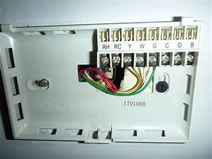 Thermostat - Substitute G-wire For C-wire