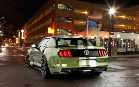 2017 Ford Mustang Notchback Design By Chris Cyrulewski