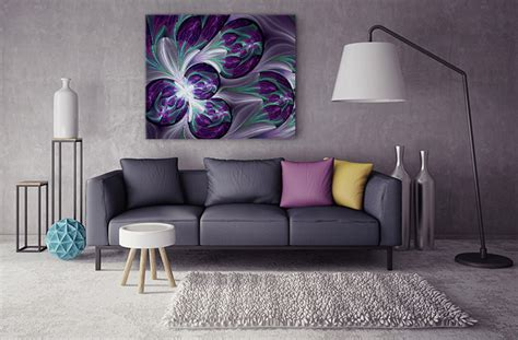 colour schemes wall prints