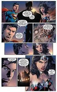 Batman and Wonder Woman Relationship