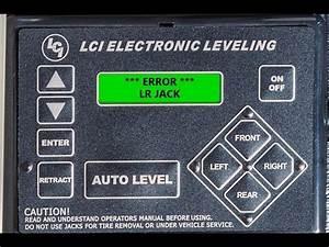 Lippert Level Up Automatic Leveling