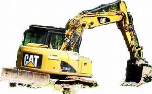 Caterpillar 311d  311d Lrr Series Excavators Factory