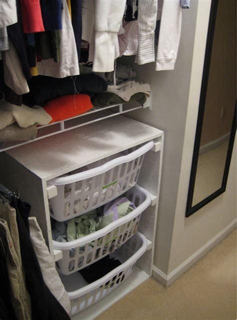 laundry basket dresser for diy laundry basket dresser the owner builder network