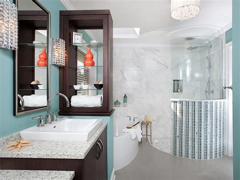 bathroom decorating tips ideas pictures  hgtv hgtv