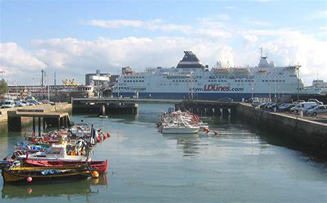 le havre ferry port bonjourlafrance