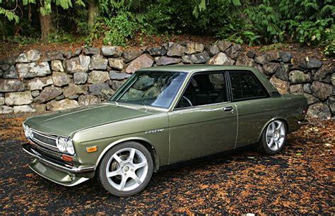 V8 Datsun 510 by