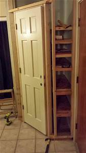 Help me build a corner pantry page 4 for Build a corner pantry