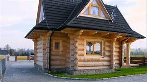 Holzbungalow Aus Polen Kaufen : blockbohlenhaus blockbohlenh user aus polen g nstig blockhaus bauen youtube ~ Eleganceandgraceweddings.com Haus und Dekorationen