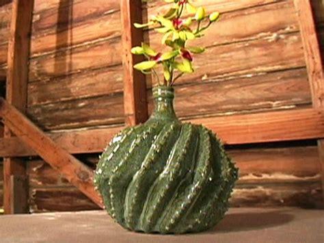 ceramic cactus vase hgtv