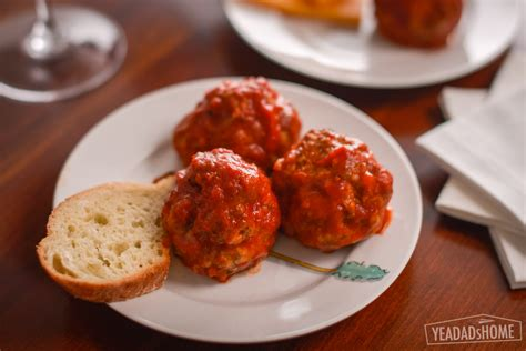 meatball appetizer recipe yea dads home