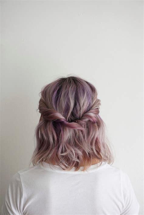 5 Ways to Wear Shoulder Length Hair Cute Girls Hairstyles