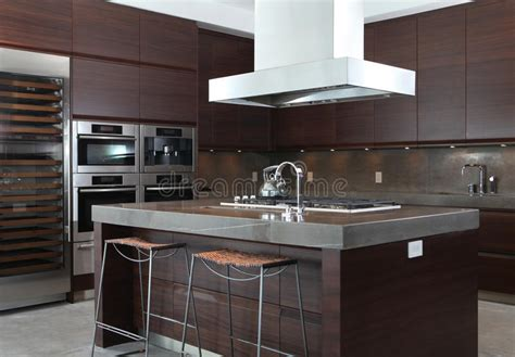 wood for kitchen cabinets what is the best modern kitchen stock image image of woodisnald 2263