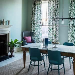 1001 conseils et idees pour une deco couleur vert d39eau for Salle À manger contemporaineavec lit À eau