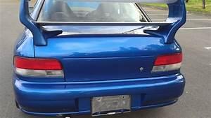 2000 Subaru Impreza Wrx  Vi Ltd Turbo 2