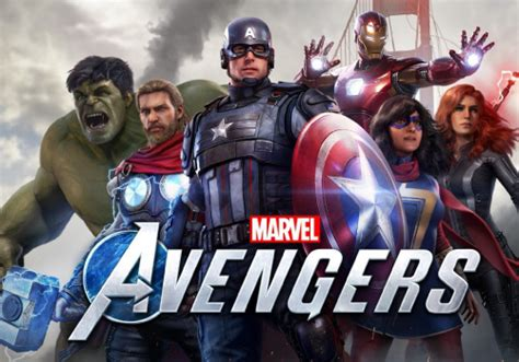 Marvel's Avengers Pc Game Download Information | Gaming ...