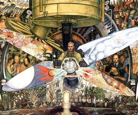 biografia de diego rivera muralista mexicano