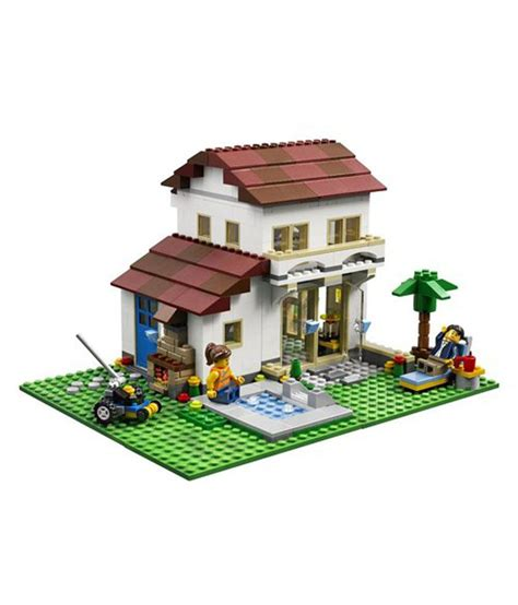 Lego Creator 3in1 Family House Building Set