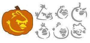 Free Tardis Pumpkin Stencil by Free Jack O Lantern Stencils Inspired By Angry Birds