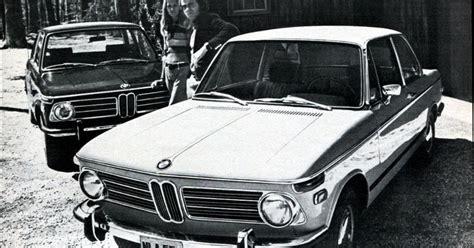 bmw magazine ads jake 39 s car world 1972 bmw 2002 magazine ad