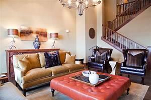 Astonishing coffee table ottoman diy decorating ideas for Living room ottoman ideas