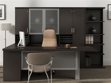 mobilier de bureau contemporain bureau et bibliothèque