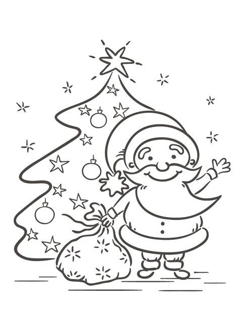 Kleurplaat Kerstboom Met Pakjes by Kerstboom Kleurplaat 38 Mooie Kleurplaten Kerstboom