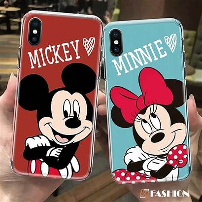Case Phone Mouse Mickey Minnie Iphone 89fashion